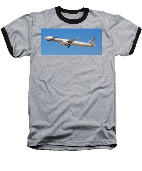 Spirit Airline Baseball T-Shirt