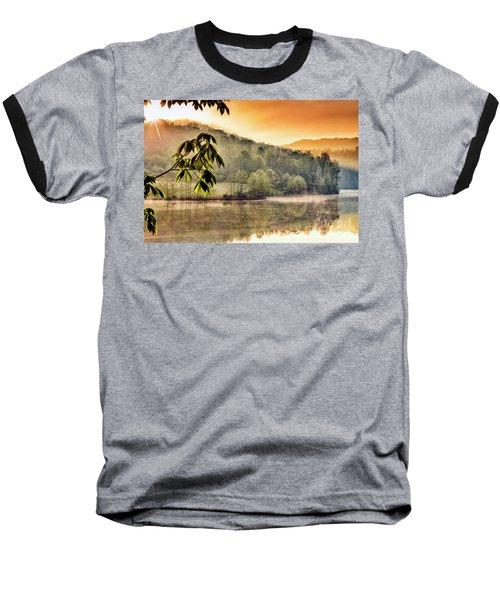 Stonewall Resort Sunrise Baseball T-Shirt