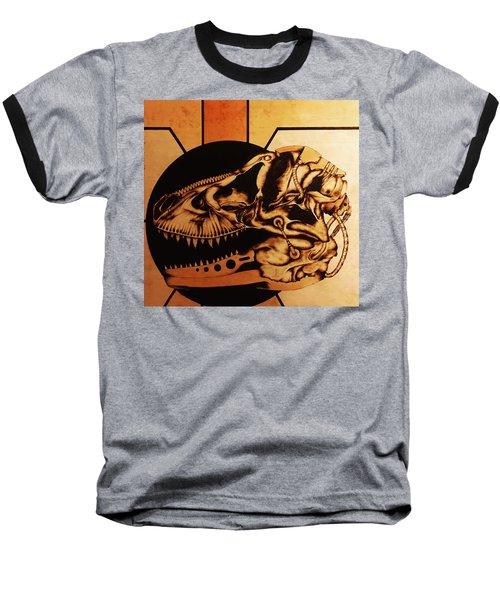 Untitled Baseball T-Shirt by Jeff DOttavio