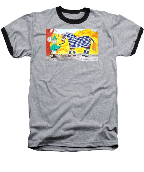 50 Degrees Baseball T-Shirt
