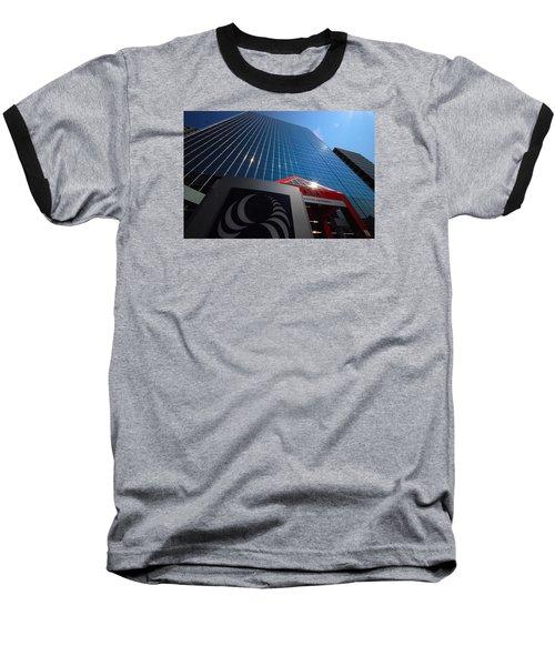 500 Rue Sherbrooke Ouest Baseball T-Shirt