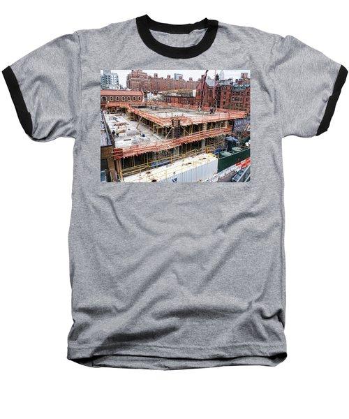 500 W21st Street 2 Baseball T-Shirt