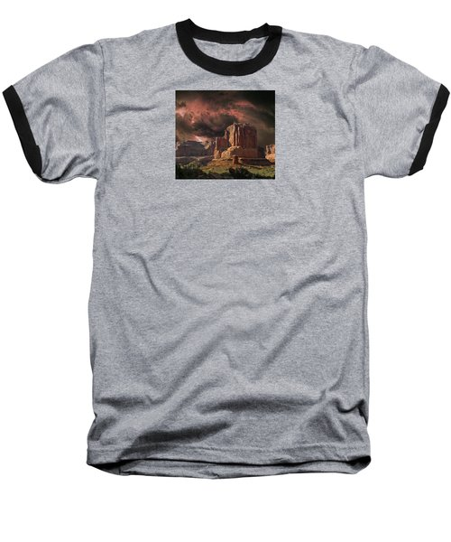 4150 Baseball T-Shirt by Peter Holme III