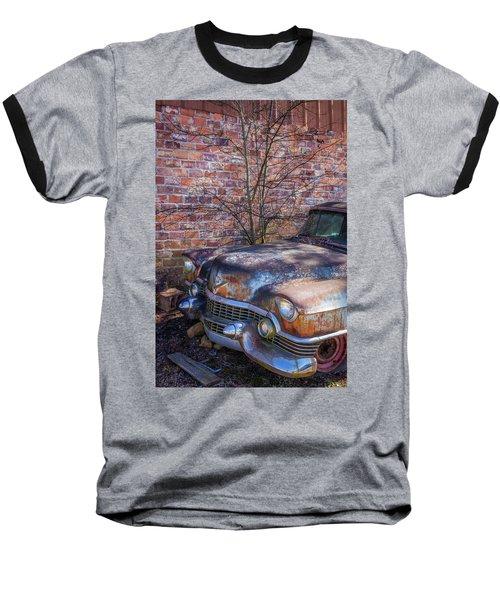 50s Cadillac Baseball T-Shirt
