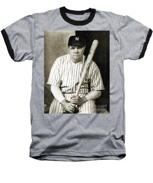 George H. Ruth (1895-1948) Baseball T-Shirt