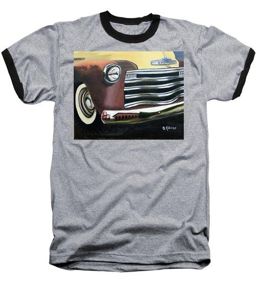 53 Chevy Truck Baseball T-Shirt
