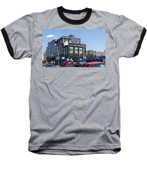 544 Union 3 Baseball T-Shirt