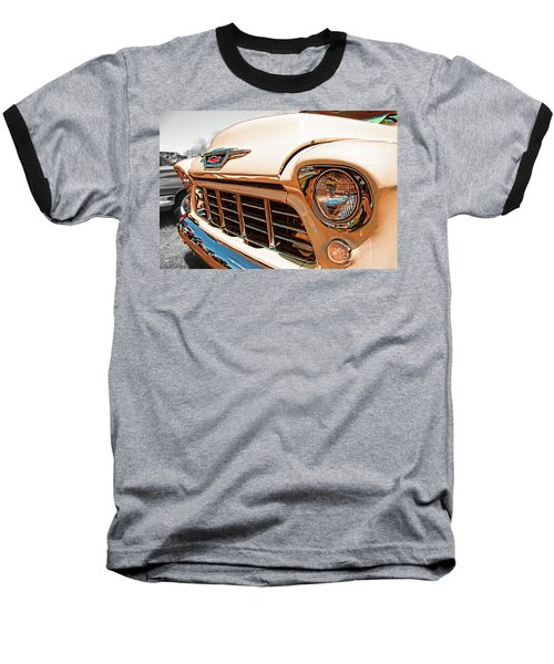 '55 Chevy 3100 Baseball T-Shirt
