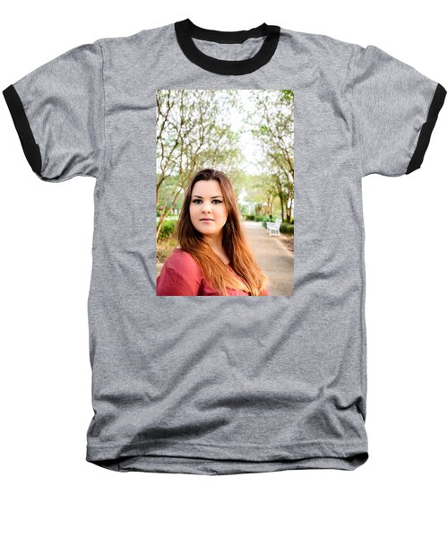 5545-2 Baseball T-Shirt
