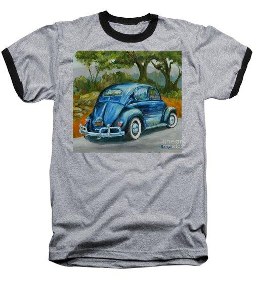 57 Vee Dub Baseball T-Shirt by William Reed