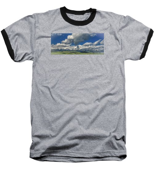 #5773 - Southwest Montana Baseball T-Shirt
