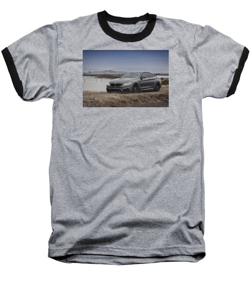 Bmw M4 Baseball T-Shirt