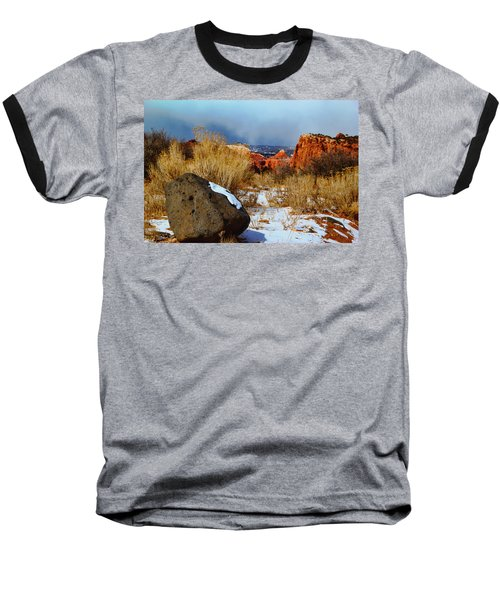 Captiol Reef National Park  Baseball T-Shirt