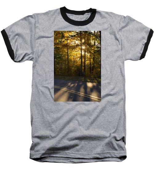 Fall Color Virginia West Virginia Baseball T-Shirt