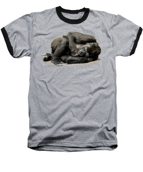 Gorilla Baseball T-Shirt by FL collection