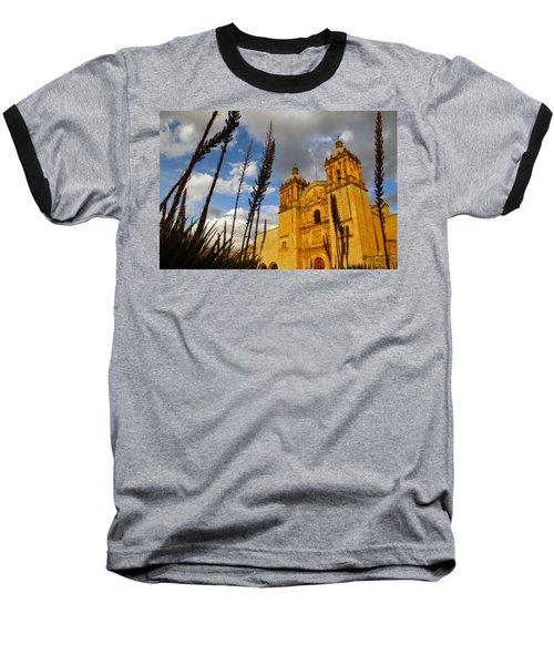 Oaxaca Mexico Baseball T-Shirt