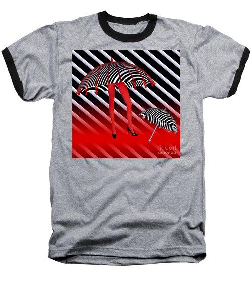 Opart -b- Baseball T-Shirt