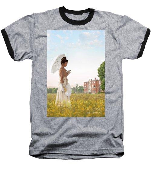 Regency Woman Baseball T-Shirt