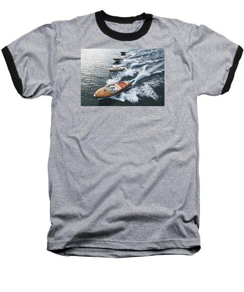 Riva Runabouts Baseball T-Shirt