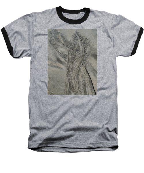 Sand Reels Baseball T-Shirt
