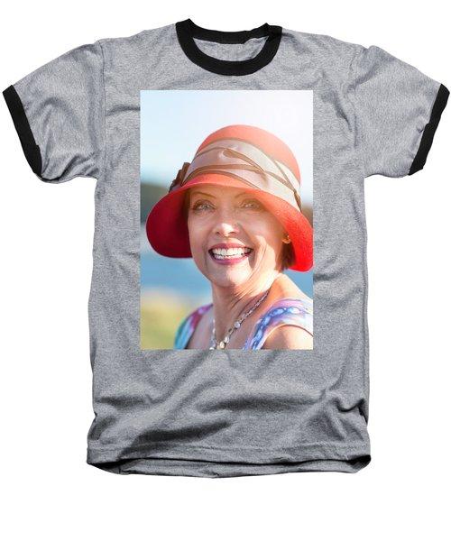 Shara Baseball T-Shirt