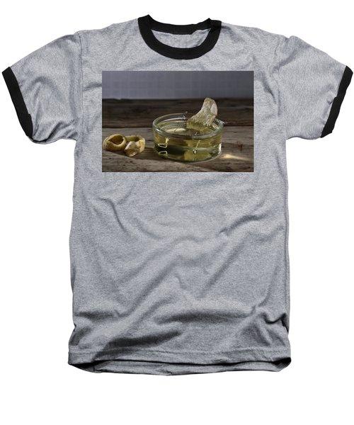 Simple Things - Potatoes Baseball T-Shirt