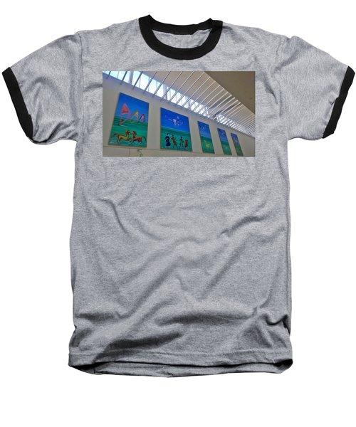 Sons Of The Sun Baseball T-Shirt