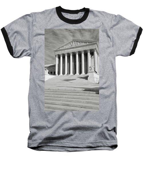 Supreme Court Of The Usa Baseball T-Shirt