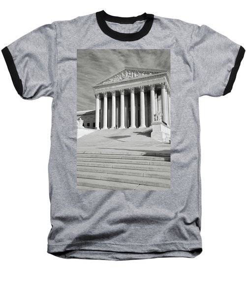 Supreme Court Of The Usa Baseball T-Shirt