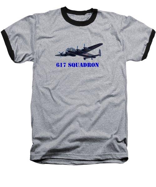 617 Squadron Baseball T-Shirt