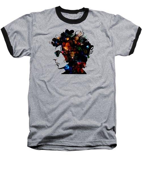 Bob Dylan Collection Baseball T-Shirt