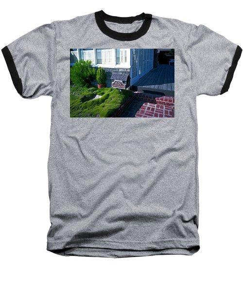 628 West Ocean Front Baseball T-Shirt