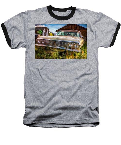 63 Impala Baseball T-Shirt