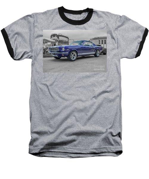 65' Mustang Baseball T-Shirt