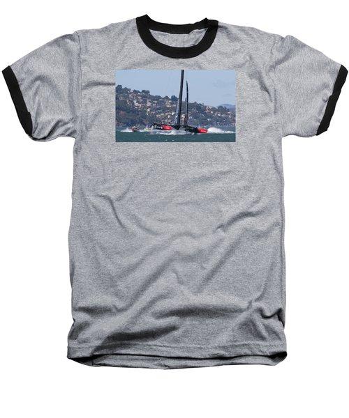 America's Cup 34 Baseball T-Shirt