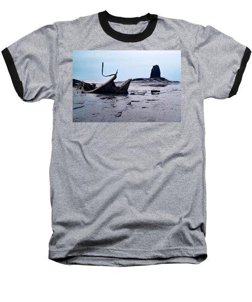 Admiral Von Tromp At Black Nab Baseball T-Shirt
