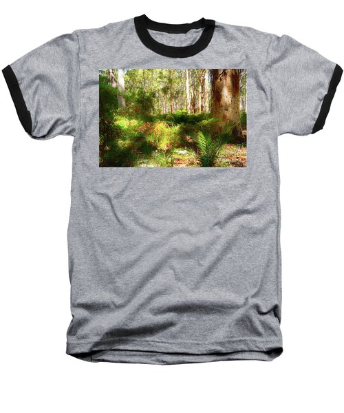 Boranup Forest II Baseball T-Shirt