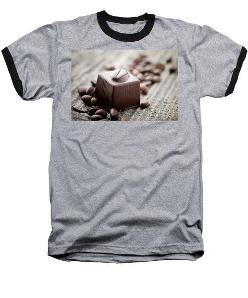 Chocolate Baseball T-Shirt