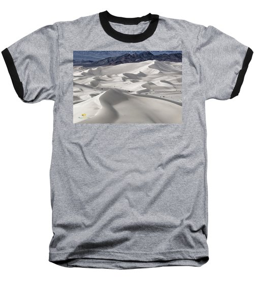 Baseball T-Shirt featuring the photograph Dumont Dunes 8 by Jim Thompson