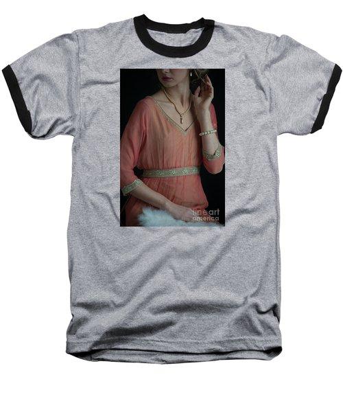 Edwardian Woman  Baseball T-Shirt