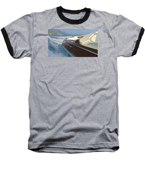 Riva Wake Baseball T-Shirt