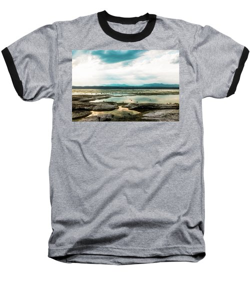 Baseball T-Shirt featuring the photograph Sirmione by Traven Milovich