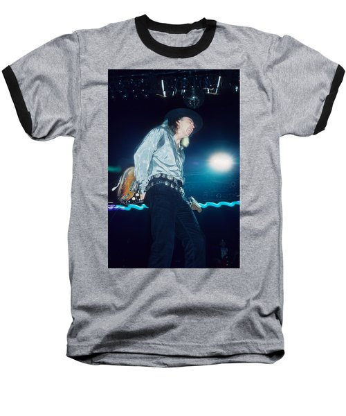 Stevie Ray Vaughan Baseball T-Shirt