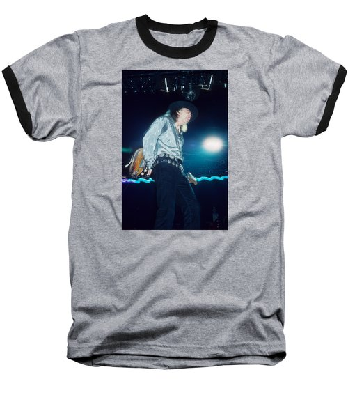 Stevie Ray Vaughan Baseball T-Shirt