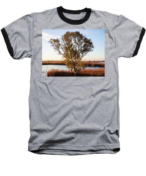 Sunrise In The Ditch Burlamacca Baseball T-Shirt