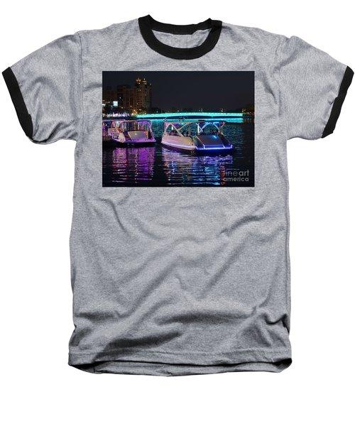 The 2016 Kaohsiung Lantern Festival Baseball T-Shirt by Yali Shi