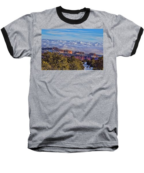Capitol Reef National Park Baseball T-Shirt