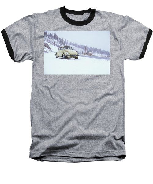 71 Vw Bug Baseball T-Shirt