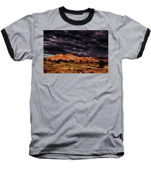 Capitol Reef National Park Baseball T-Shirt