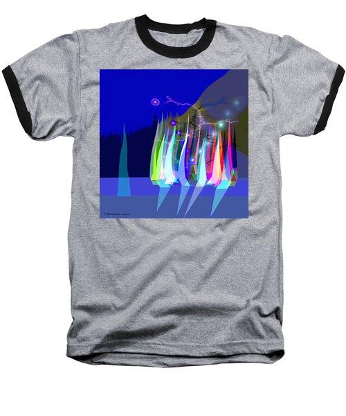720 - Sailing A Baseball T-Shirt